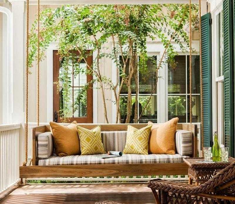 sofa camping designer sofas managing director gartenschaukel aus paletten und seil selber bauen