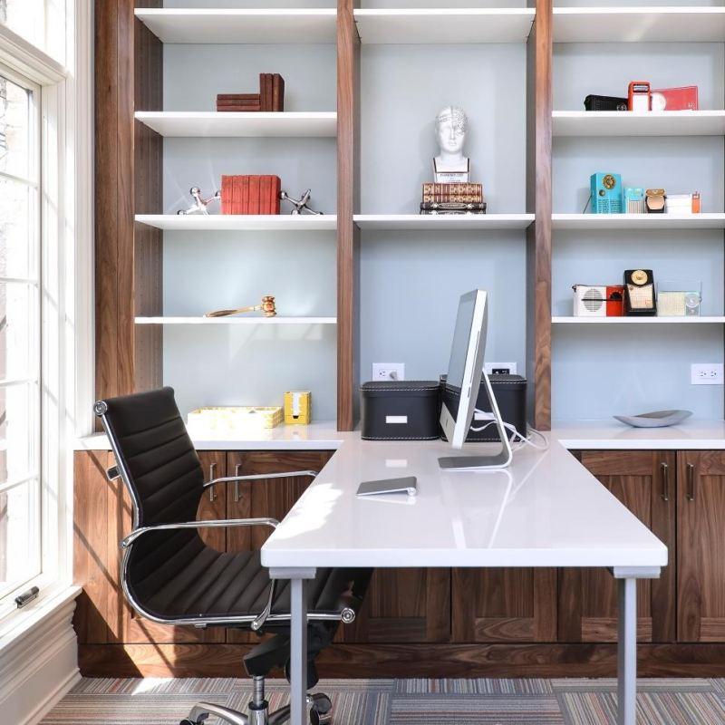 Home Office Winwin fr Arbeitnehmer und Arbeitgeber