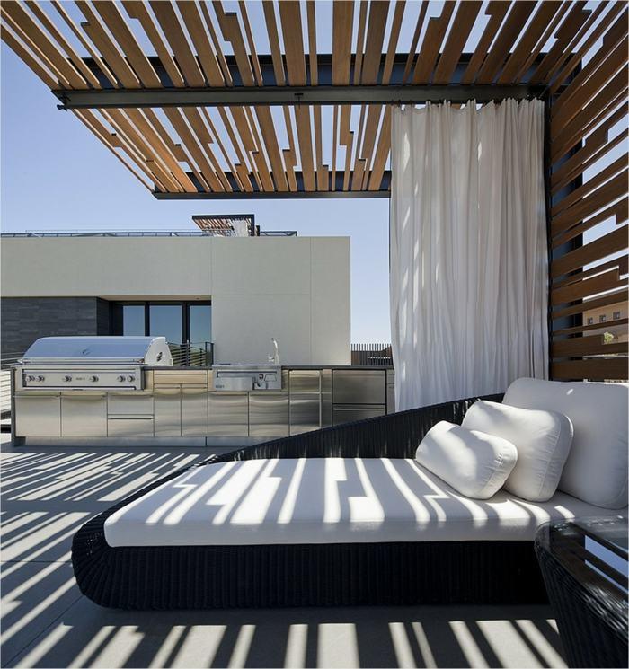 Moderne Dachterrasse Unterhaltungsmoglichkeiten – usblife.info