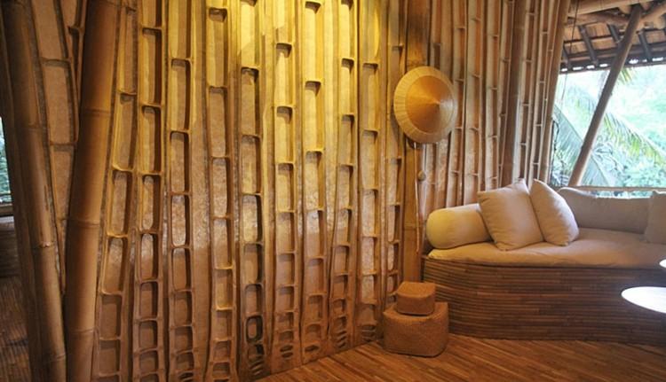 Bambus Sichtschutz Originelle Ideen Fr Innen Und Auenraum