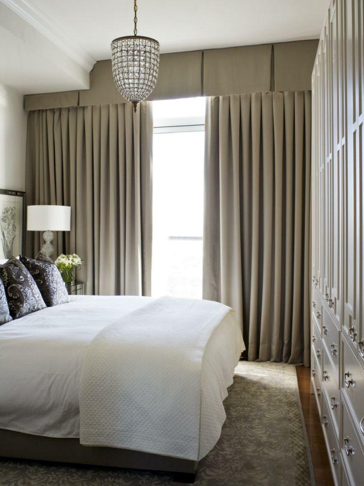 Schlafzimmer Design fr kleine Rume  23 funktionale Ideen