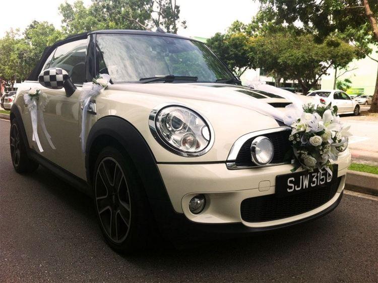 Auto Verzieren Hochzeit
