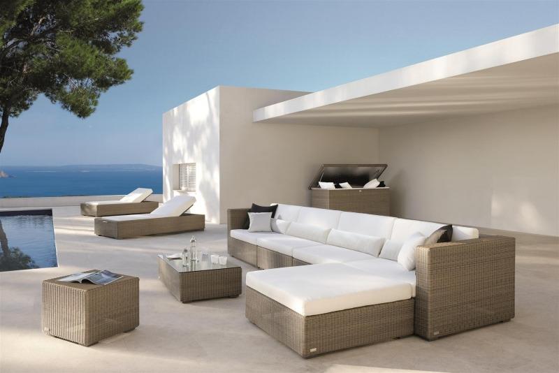 Lounge Gartenmbel  28 stilvolle Sets fr die Terrasse