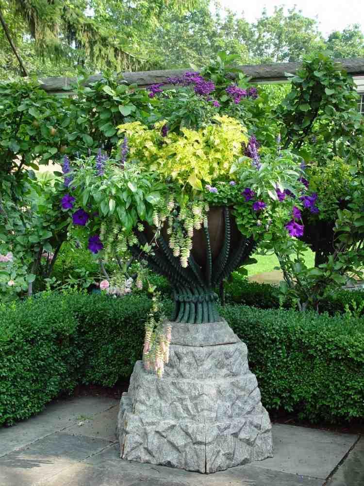 garden jardinieres uk - boisholz,