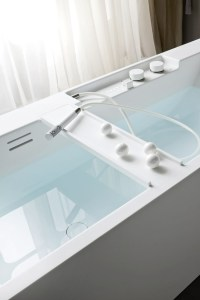 "Modernes Badewannen Design ""Ergo_nomic"" by Rexa Design"