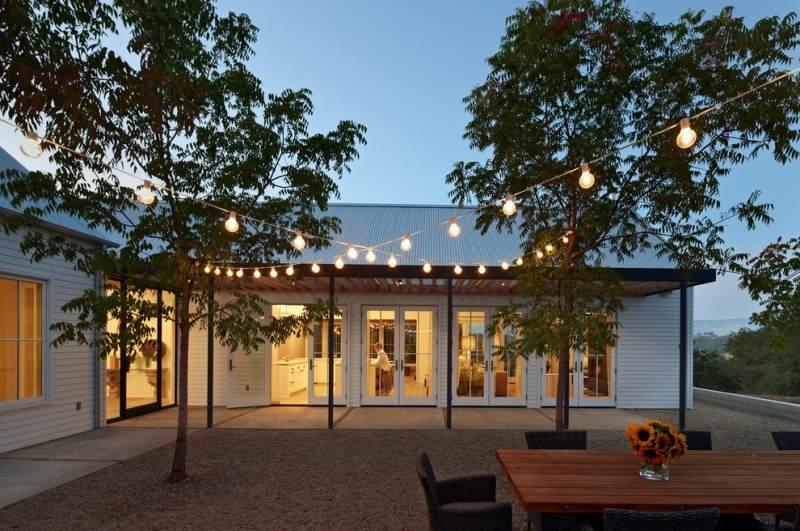 Lichterketten Garten Frische Haus Ideen Startseite 50