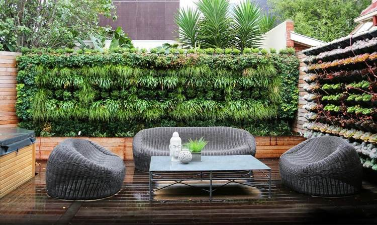 Gartengestaltung Pflege Terrassen Holz Pergola Garten Moderne ... Holz Pergola Garten Moderne Beispiele