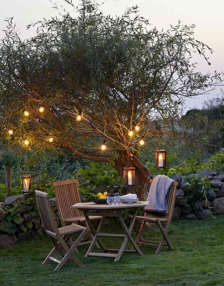 Holz Gartenmbel  25 aktuelle Inspirationen fr Sommer 2015