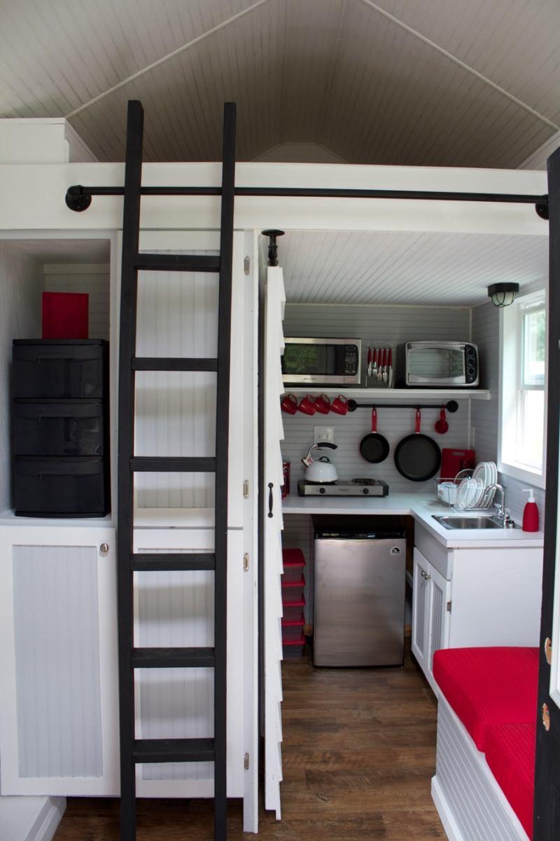 Offene Wohnkche modern gestalten  trennen  Ideen fr die Einrichtung