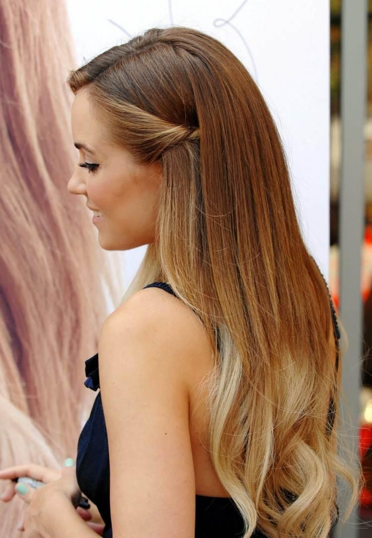 Frisuren Für Offene Haare World Andie
