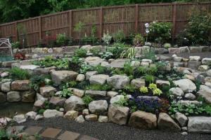 Wie Sie den Steingarten gestalten können   Tipps zur Planung