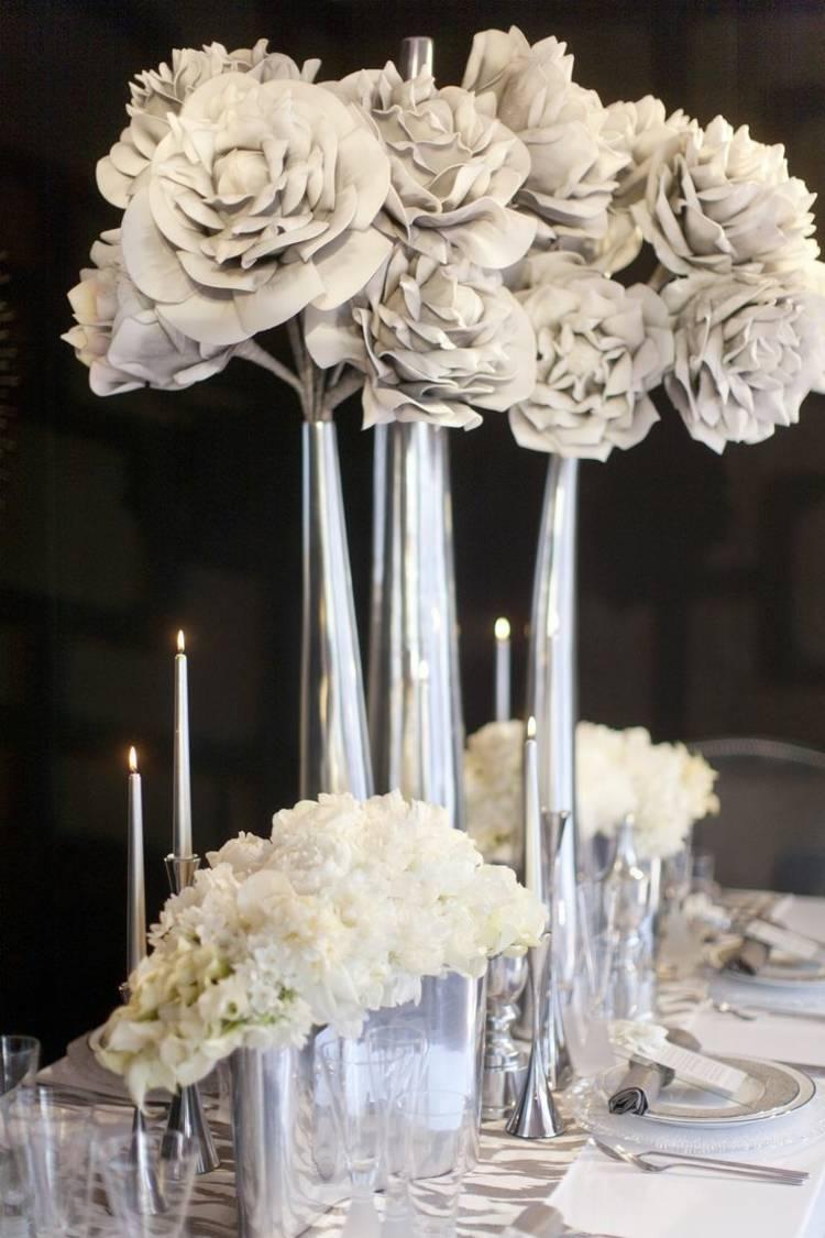 Deko Tisch Hochzeit Winter Deko Hochzeit Tischdeko