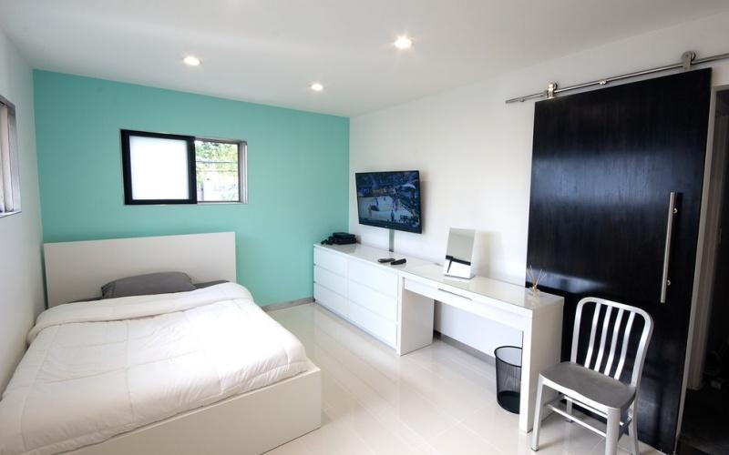 Farben fr die Wand im Schlafzimmer  25 Gestaltungsideen