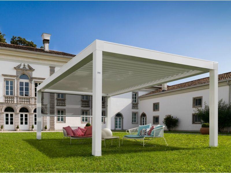 Sonnenschutz mit Terrassenberdachung und Sonnensegel