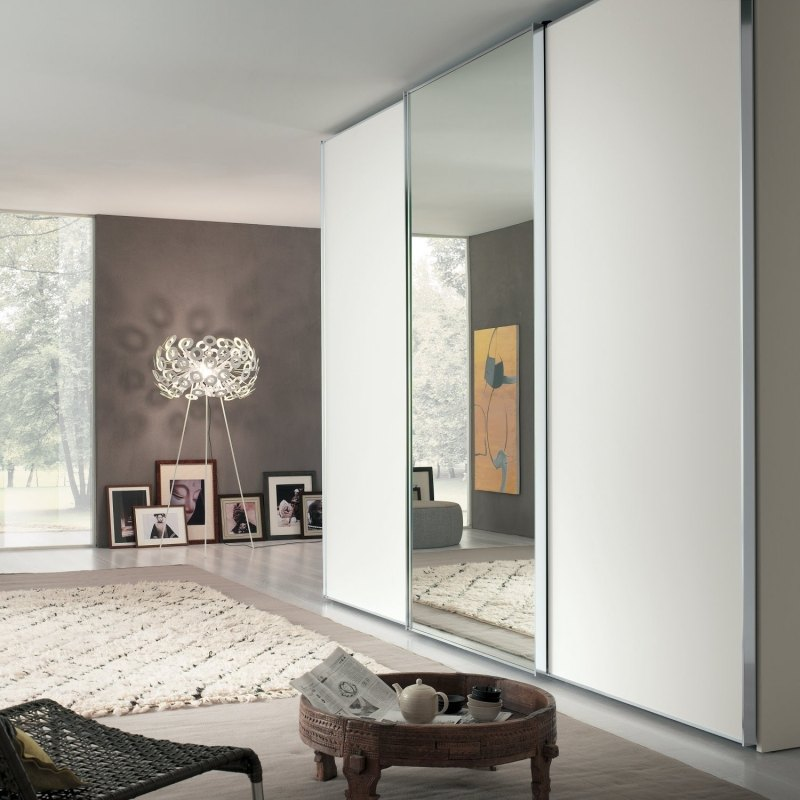 weiser kleiderschrank im schlafzimmer 25 moderne designs | möbelideen, Badezimmer