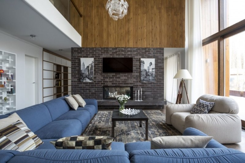 Einrichtung frs Wohnzimmer in 80 inspirierenden Bildern