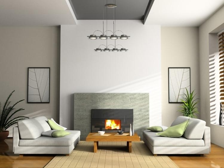 Nach Feng Shui Wohnzimmer einrichten  50 Beispiele