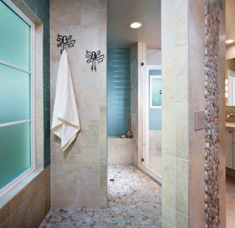 Bodenfliesen Mediterran | 30 Fliesen Badezimmer Ideen Im ...