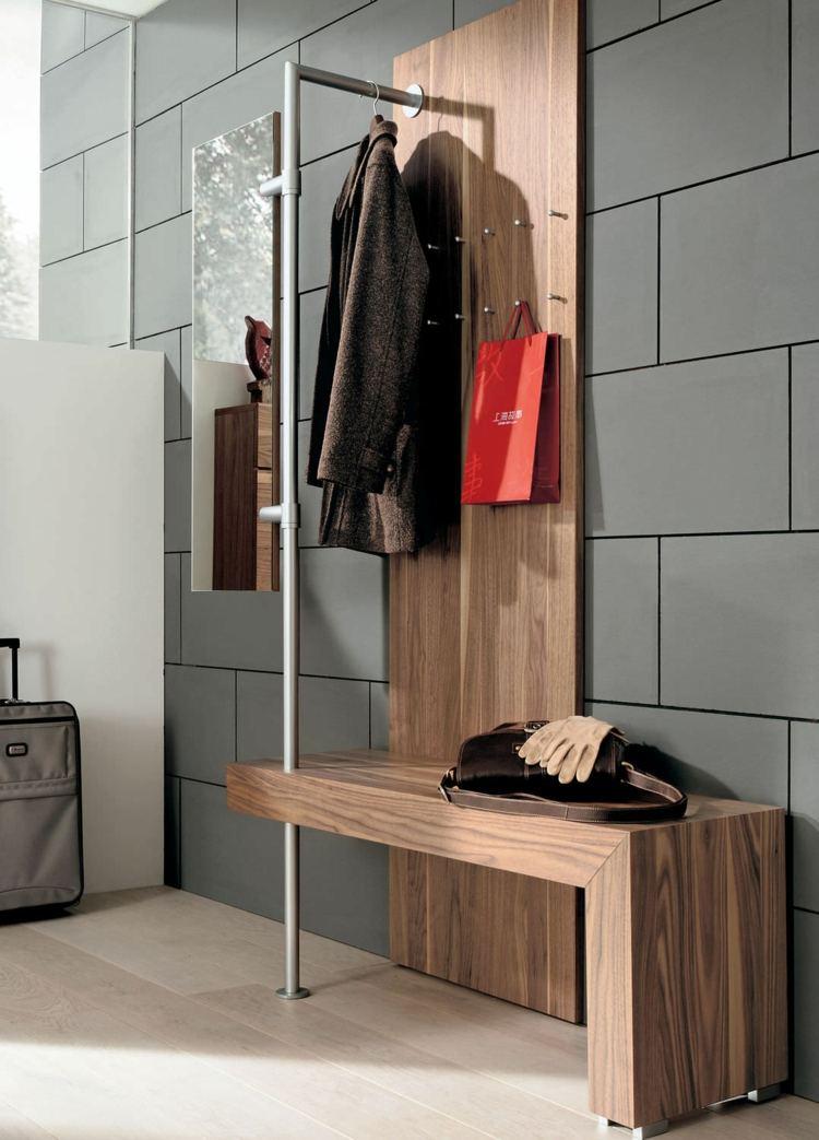 Ideen fr Garderoben  DesignerModelle fr den Flur