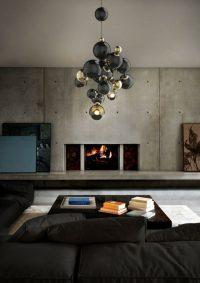 Wohnzimmerlampen Ideen - 25 stilvolle Designer-Modelle