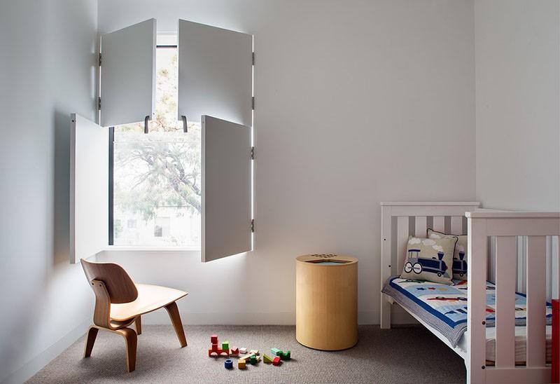 Interieur Und Design Ideen Fenster Sichtschutz Fensterlaeden Kinderzimmer Bett Stuhl