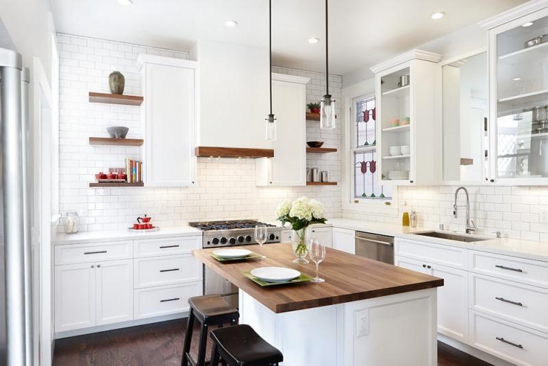 moderne landhauskuche gestaltungsideen – topby, Kuchen