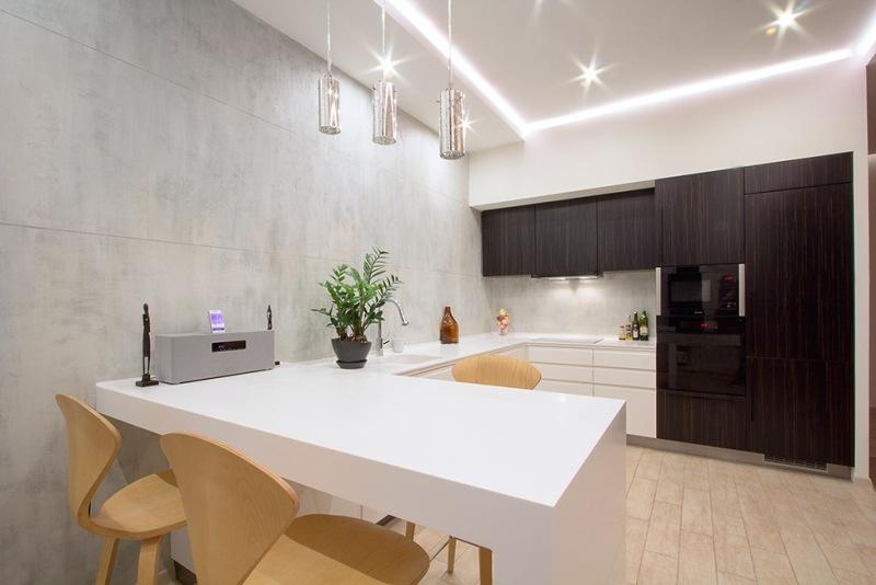 Moderne Kchen  50 Bilder und kreative Einrichtungsideen