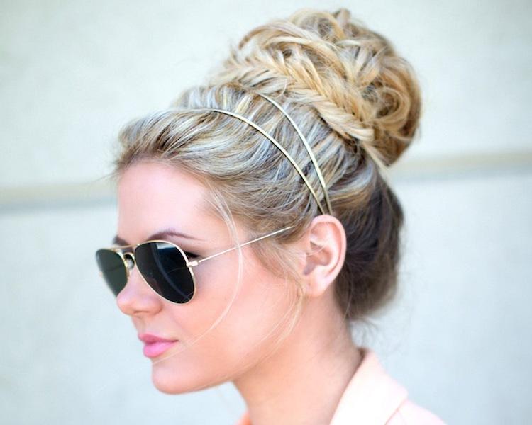 Frisuren Sommer Lange Haare