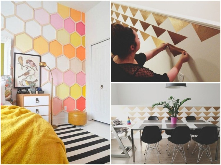 50 Wohnung Ideen  Selbst gemacht kreativ und praktisch