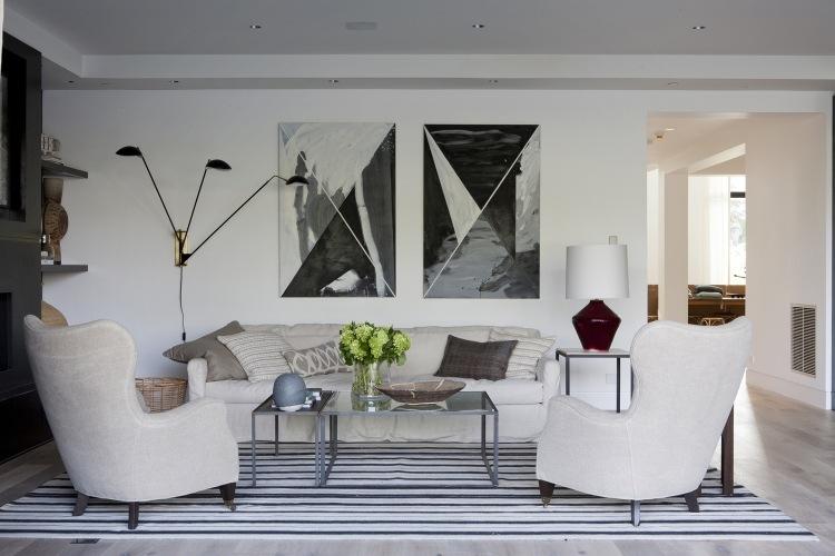 wohnzimmer wohnzimmer deko skulptur kunst idee l boisholz wohnzimmer dekoo - Zeigt Euer Wohnzimmer