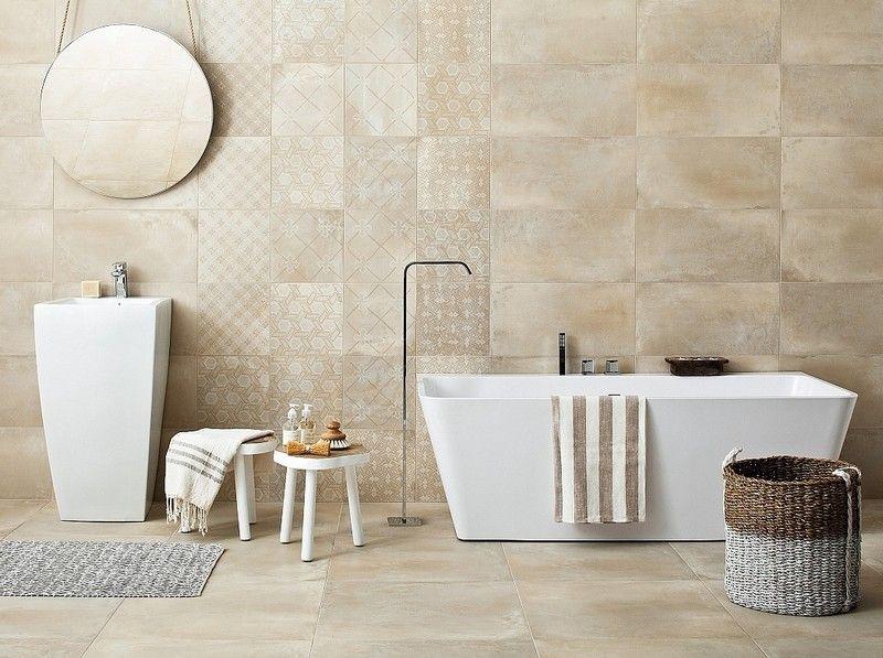 Fliesen Bad Beige - Wohnen Ideen