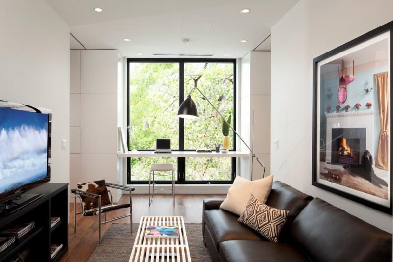 Kleines Zimmer einrichten  50 Wohnzimmer Wohnideen