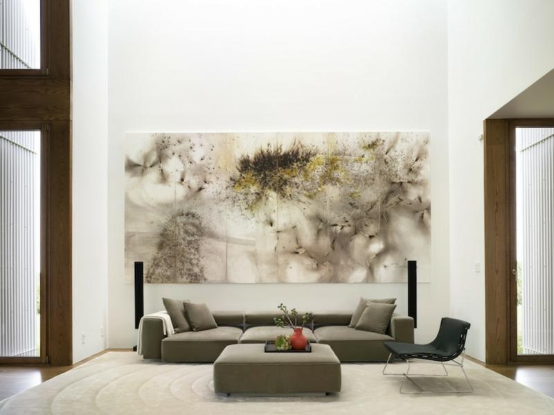 grose moderne wohnzimmer ~ inspirierende bilder von wohnzimmer