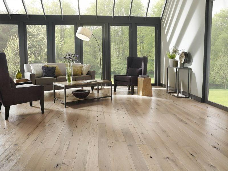 Bodenbelag aus Holz Whlen Sie zwischen Parkett  Laminat