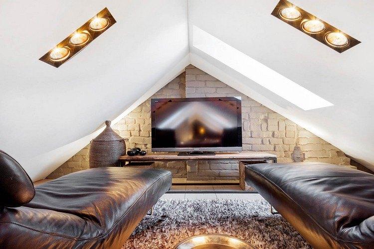 55 Dachschrge Ideen  Mbel geschickt im Raum platzieren