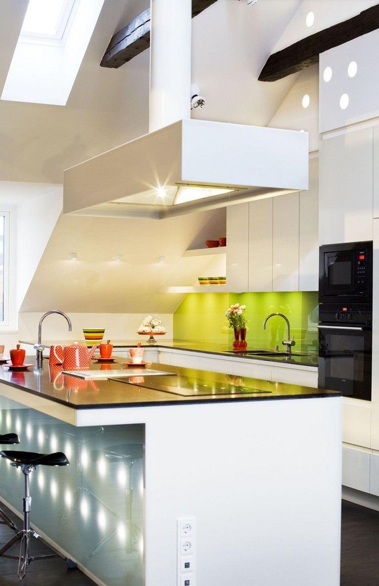 Spritzschutz Küche Dachschräge – Home Sweet Home