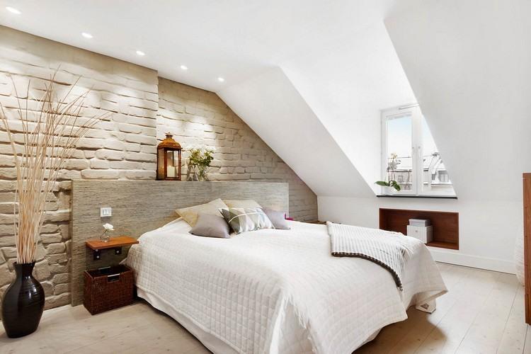 Schlafzimmer Design Ideen   Modern Dachgeschoss Schlafzimmer Design Ideen Sinnvoll Startseite