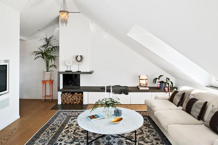 dachschrage ideen mobel platzieren. Black Bedroom Furniture Sets. Home Design Ideas