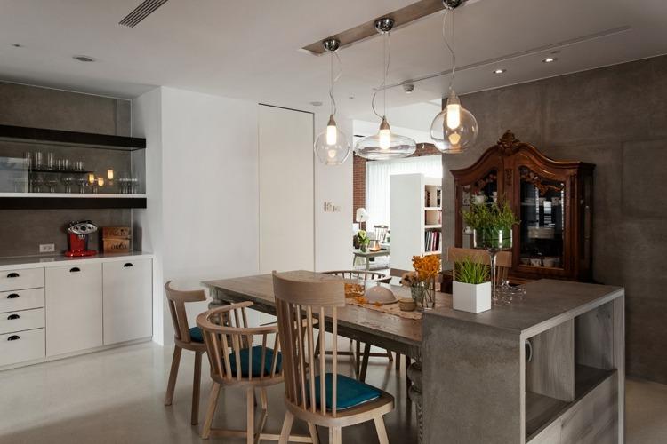Startseite Design Bilder – Minimalistisch Rustikale Küchen Design ...