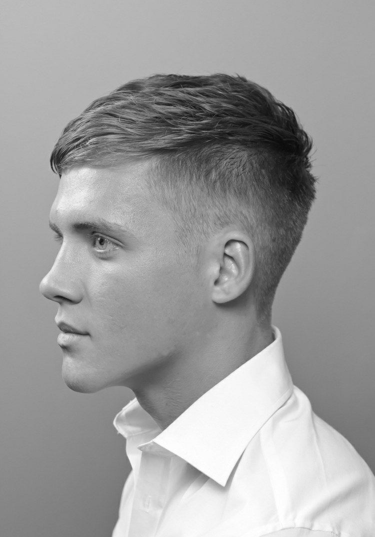 Kurzhaarfrisur Für Männer 50 Trendige Ideen Fürs Haarstyling