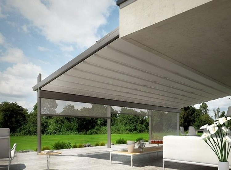Markisen Als Sonnenschutz Für Terrasse 50 Ideen