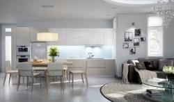 Wohnzimmer Mit Offener Küche - TheRichDaily.com