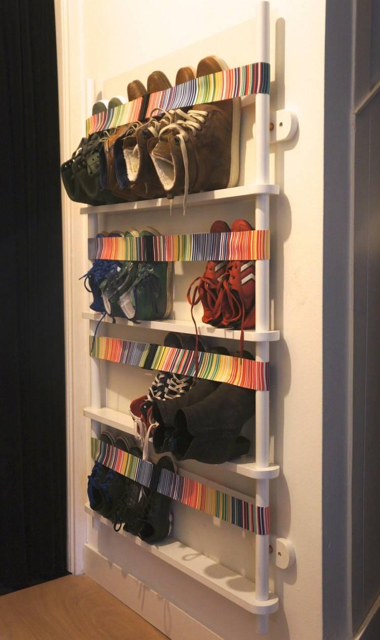 Schuhregal Design Mit Kreativen Einsatzmöglichkeiten