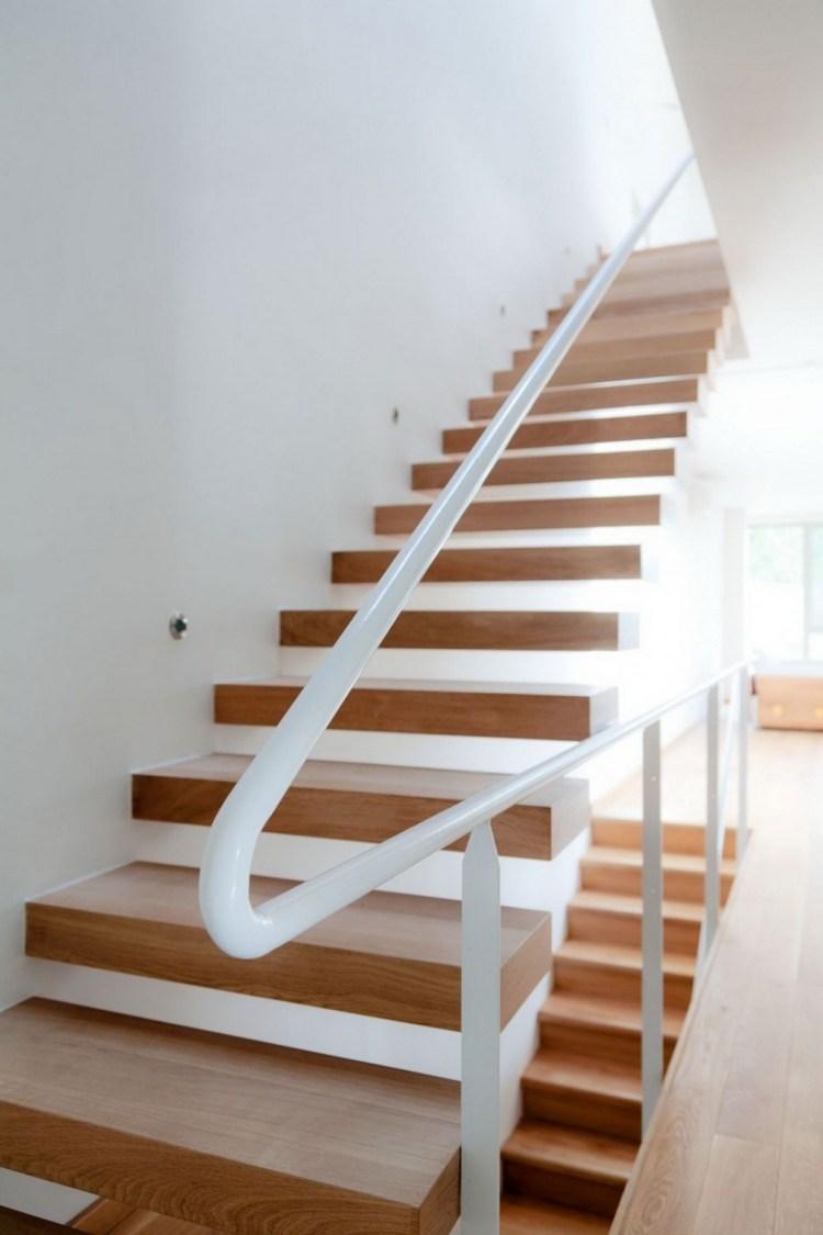 Bemerkenswert Schwebende Treppe Beste Wahl Treppen - 50 Ideen Für Zeitgenössisches Design
