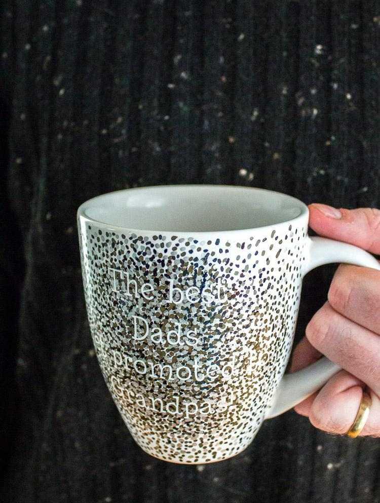 Tassen bemalen  30 Ideen Anleitung und Tipps zum Keramik