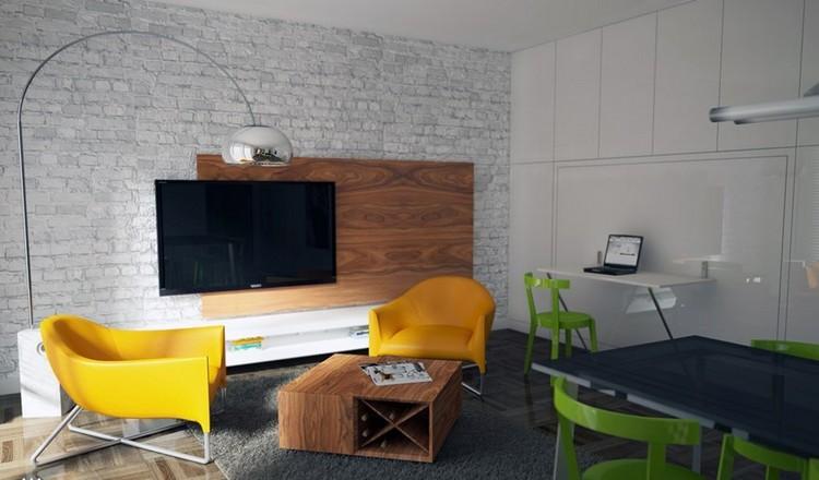 Fernseher Wand Gestalten Frisch Wohnzimmer Deko Fernseher Fernseher An Wand  Montieren Die Eleganteste Variante ...