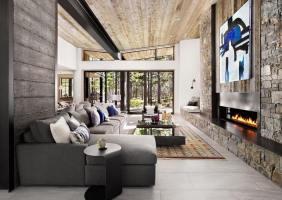 88 Inneneinrichtung Ideen für Wohnzimmer und Schlafzimmer