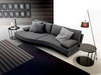 Sofa in Grau - 50 Wohnzimmer mit Designer Couch
