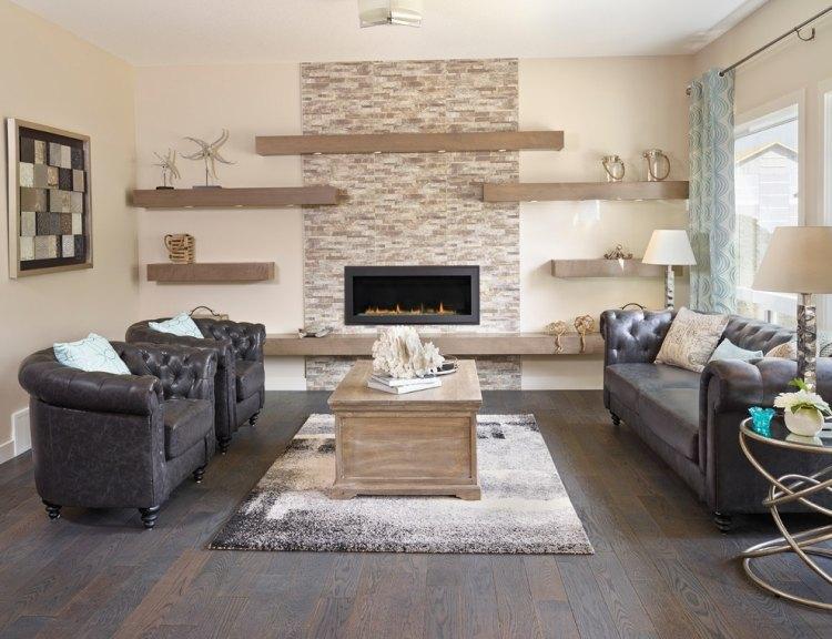 wohnzimmer kamin design wohnideen l | sichtschutz, Mobel ideea