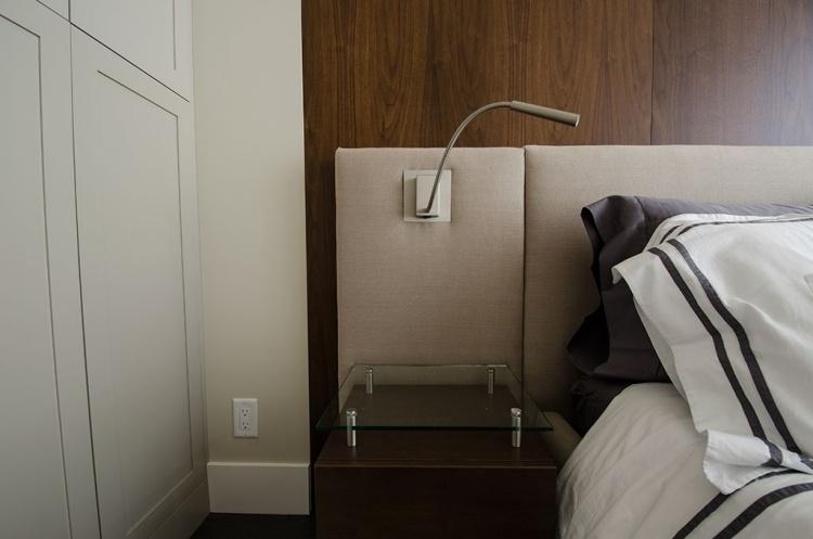 ... Leseleuchte Bett Schlafzimmer Modern Ausgefallenen Mobel Allan Lake  Skulpturell M 246 Belideen ...
